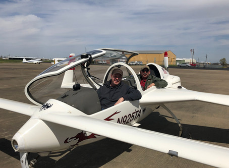 Happy Sun-n-Fun, Speed Canard Training and a major milestone for RAFE!