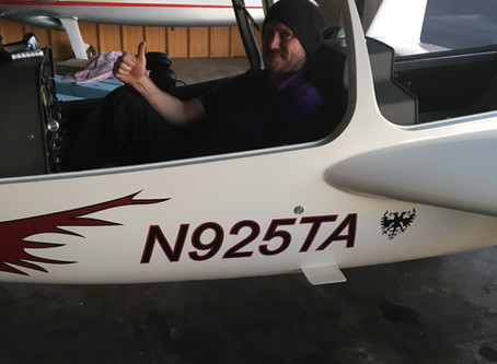 RAFE Canard Flight Academy first 2019 Graduate!