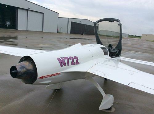 RAFE CozyJet Project Rutan Aircraft