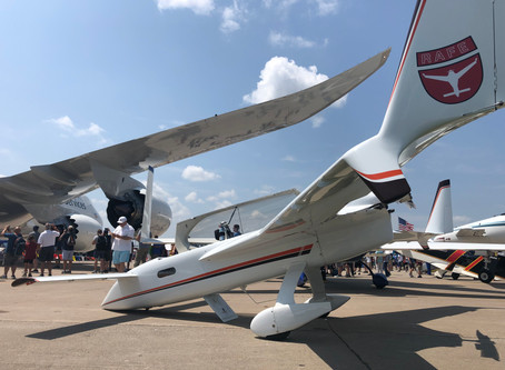 A Surprise at AirVenture 2019