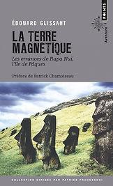 Couverture du livre La terre magnétique