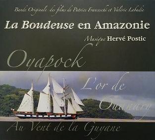 Cd des musiques de La Boudeuse