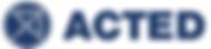 Logo de l'ONG ACTED