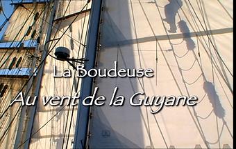 """Titre du film """"Au vent de la Guyane"""""""