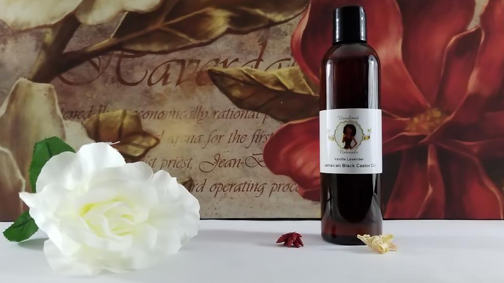 Vanilla Lavender Jamaican Black Castor Oil