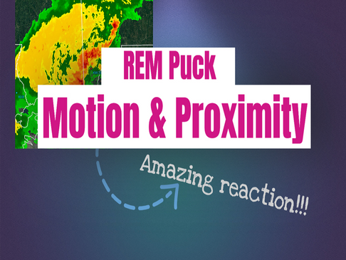 REM Puck : Motion | Paranormal Gear | Ghost Gear