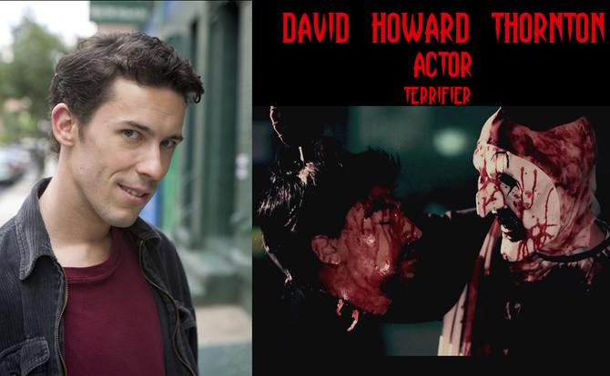 David Howard Thornton - The Terrifier