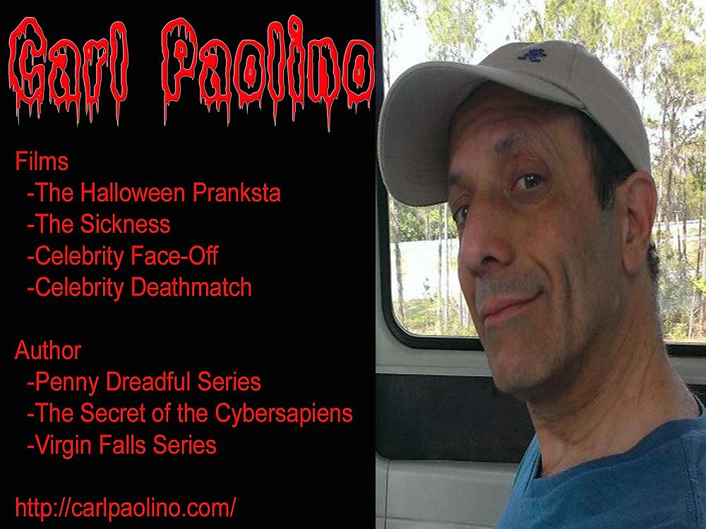 Carl Paolino - Celebrity Death Match