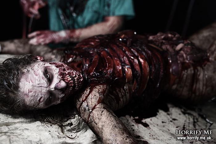 Horrify Me: Zombie