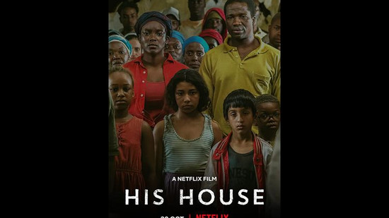 Kristen Tinsley review of His House (Netflix)