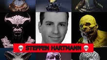 Steffen Hartmann and his creatively creepy creations