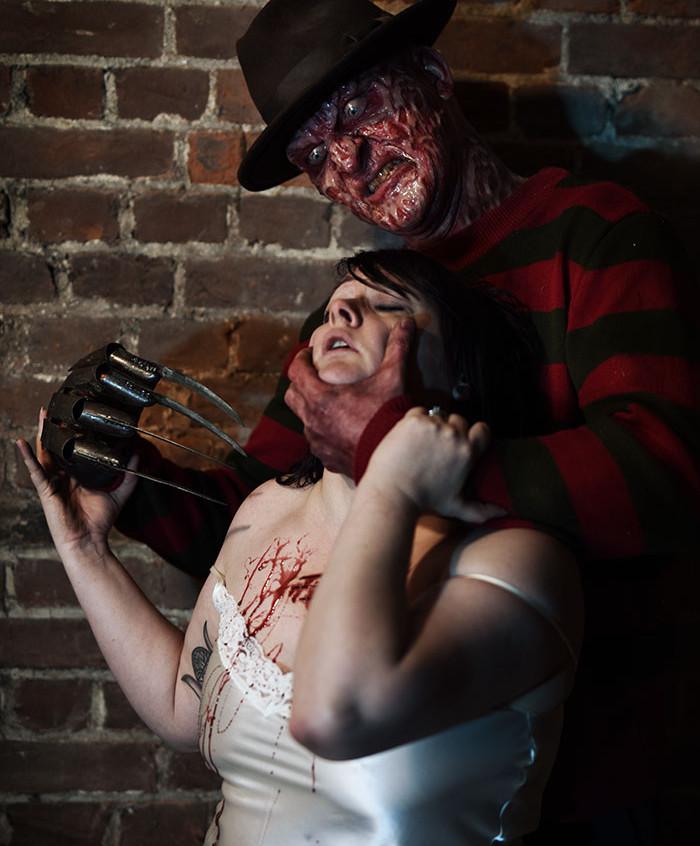 Horrify Me: Freddy Krueger