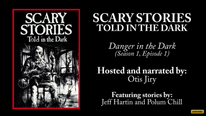 Scary Stories Told In The Dark