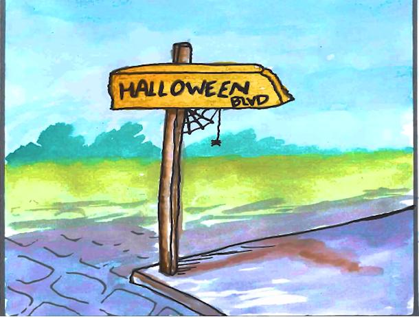 Halloween Blvd Crowdfunding
