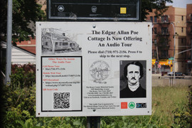 Poe Cottage and the haunted fate of a poetic mastermind