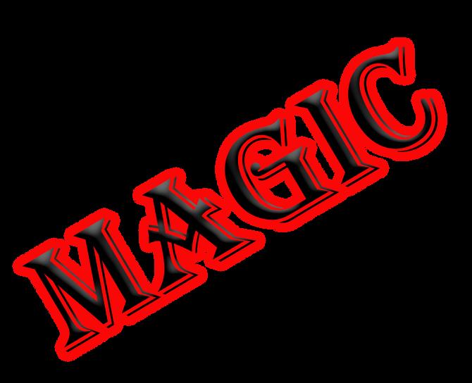 Children's Horror Tour Guide - Magicians