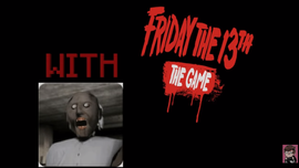 Jason vs Ganny - Minecraft Style