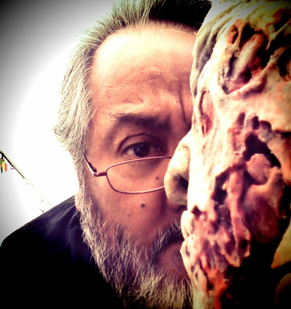 Rick and mask