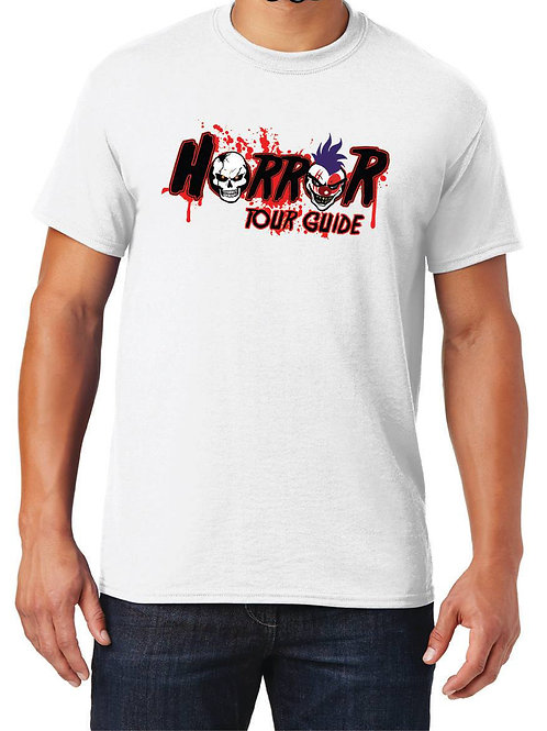 Horror Tour Guide T-Shirts