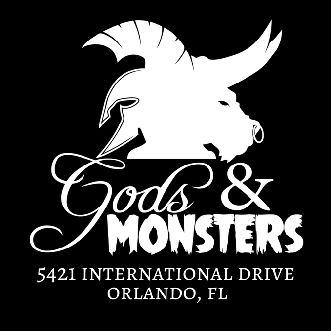 To A New World of Gods and Monsters