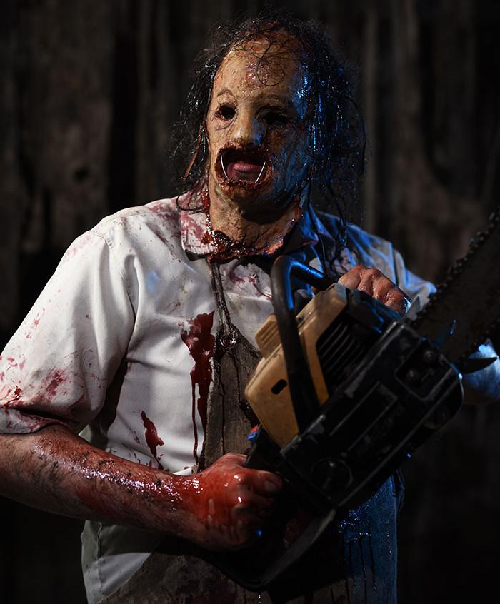 Horrify Me: Leather Face