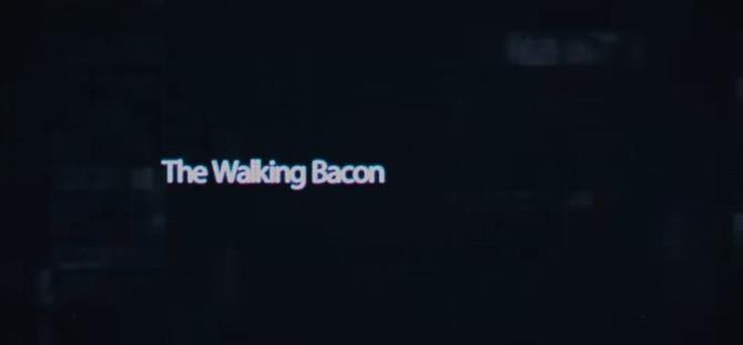The Walking Bacon