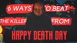 6 Ways to Beat the Killer from Happy Death Day