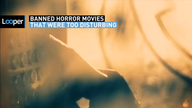 Banned Horror Films