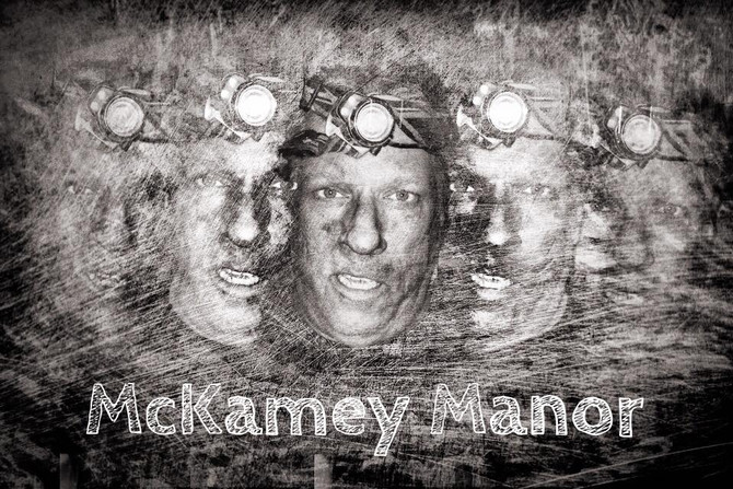 Russ McKamey - Man or Monster?