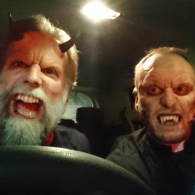 Horror Selfie Challenge