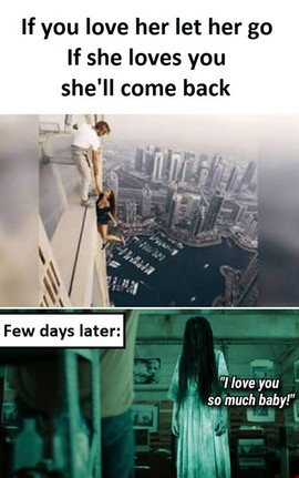 If she loves you