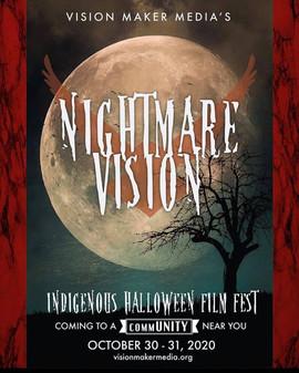 Nightmare Vision Indigenous Halloween Film Fest