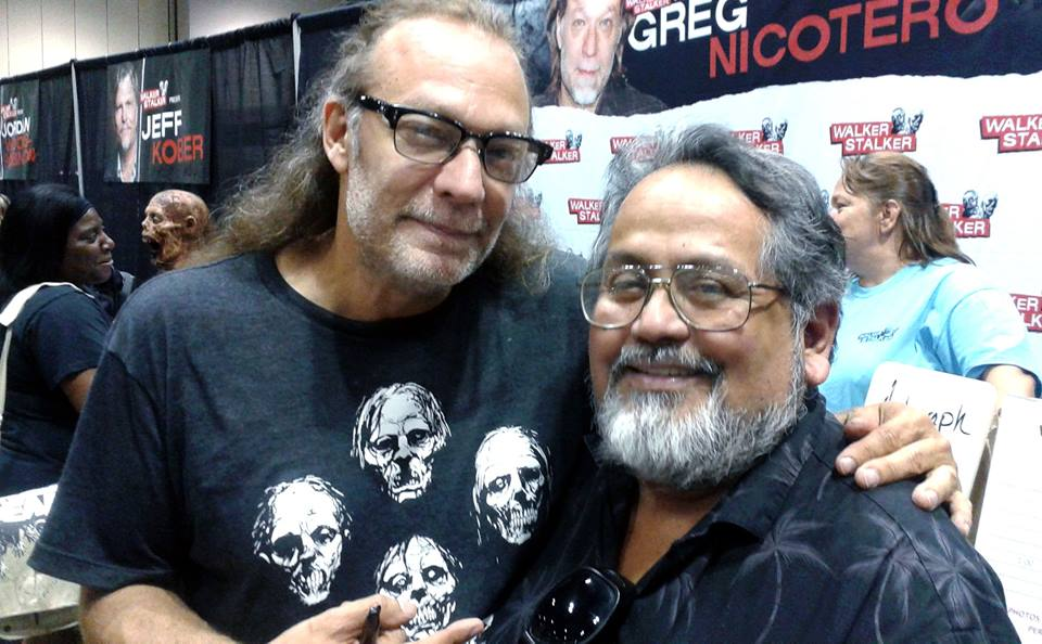 Rick and  Greg Nicotero 1