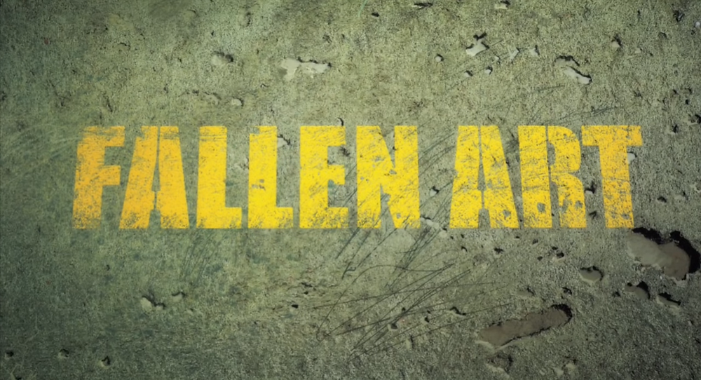 Fallen Art \ Sztuka spadania [HD]