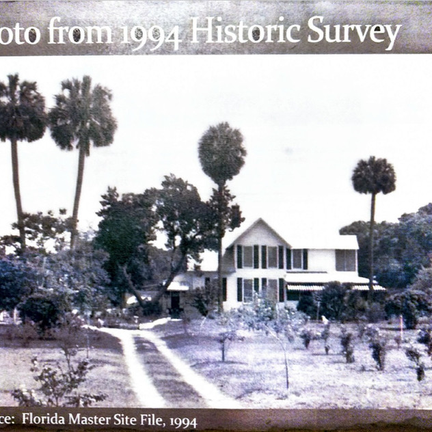 Photo from 1994 Historic Survey