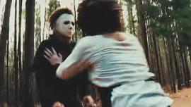 Michael Myers vs Leatherface