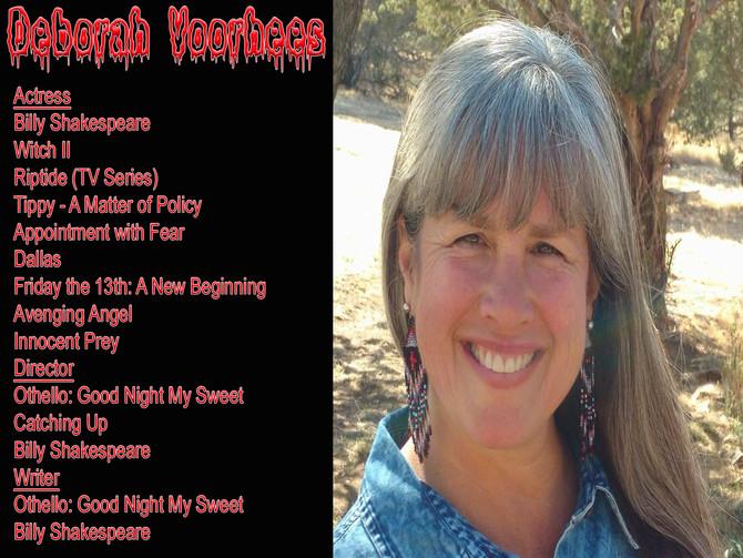 Deborah Voorhees - From Victim to Filmmaker
