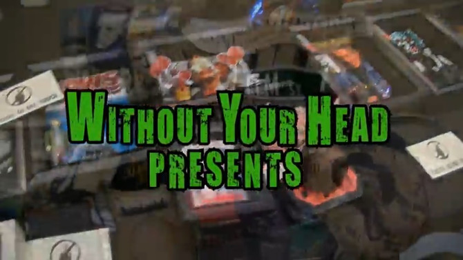 Without Your Head Nick Castle Interview