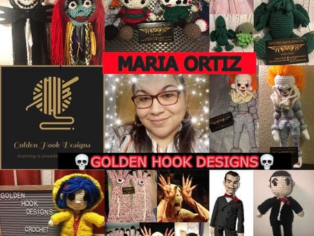 Hooked on Horror with Maria Ortiz
