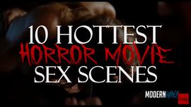 10 Hottest Horror Movie Sex Scenes