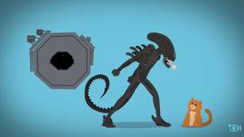 The Evolution Of The Xenomorph