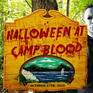 Halloween comes to Camp Blood Review