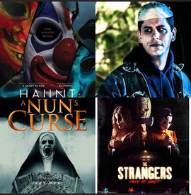 "From ""Strangers P.A.N"" to ""Haunt.""Meet Damian Maffei,The Man Behind The Mask!"