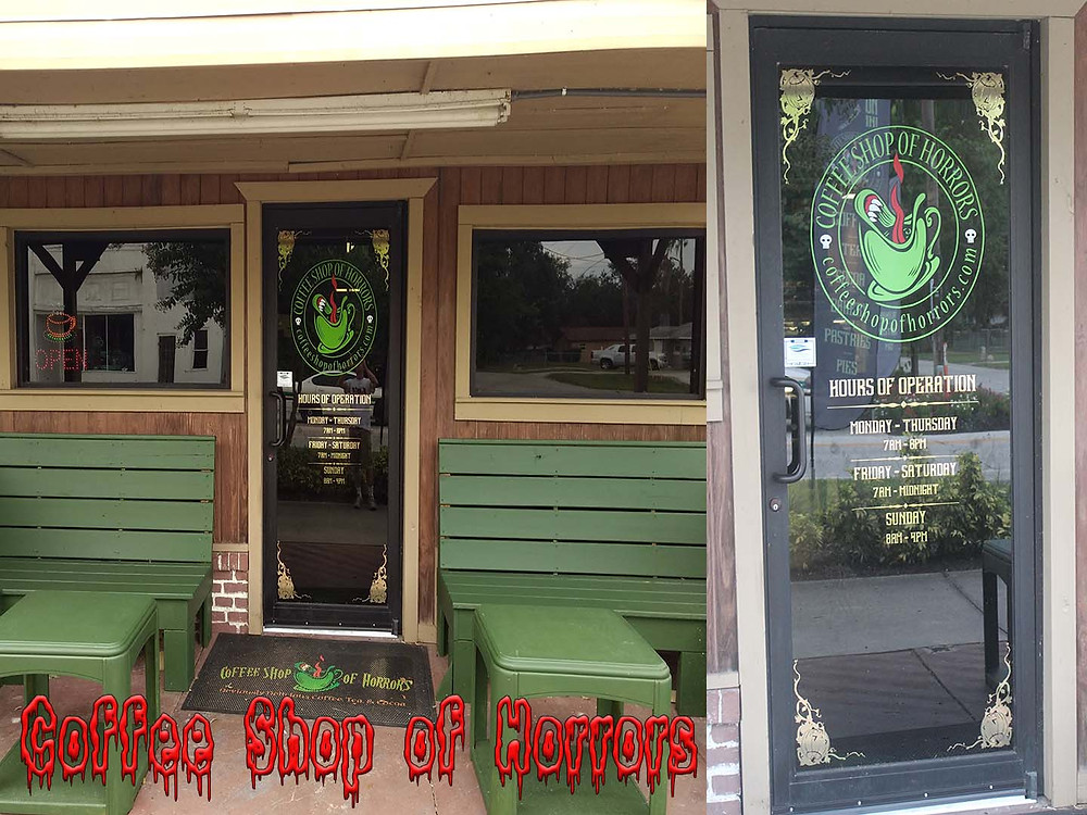 Coffee Shop of Horrors - Florida
