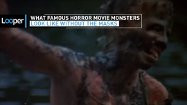 What Famous Horror Movie Monsters Look Like Without Their Masks