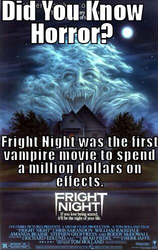 Welcome to Fright Night