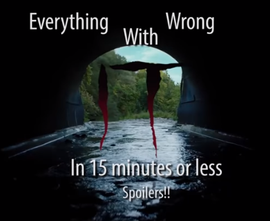 Everything Wrong with IT (2017)