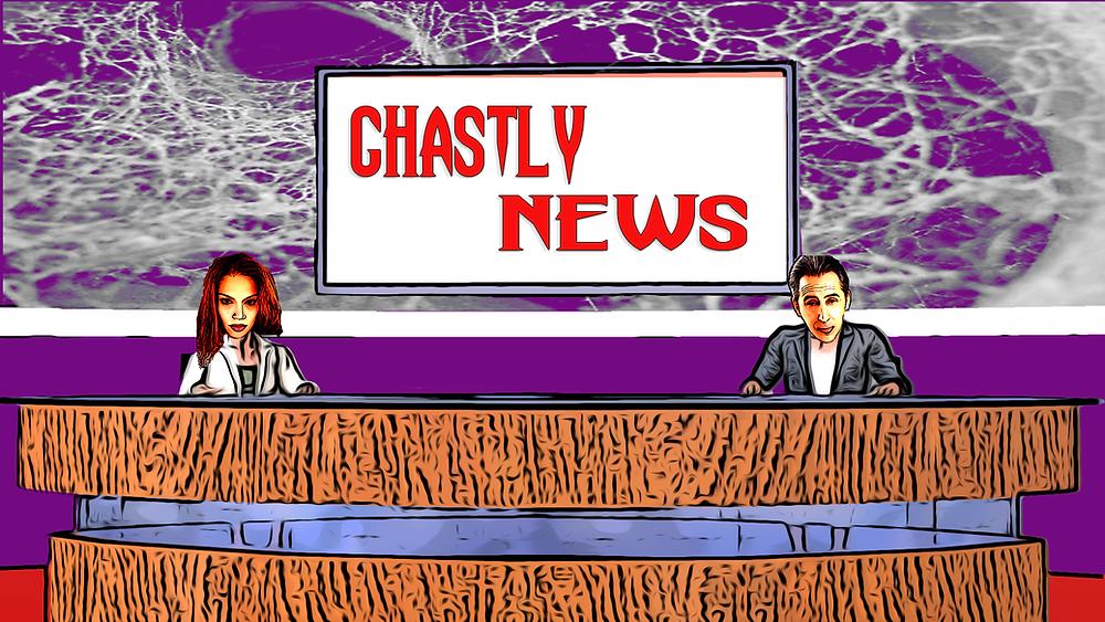 HTG Presents Ghastly News