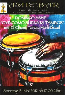 Mark Brazil Poster