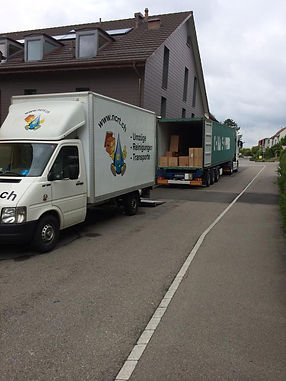 NCRT Removals Transport Cleaning Zurich Kloten Airport